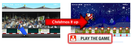 Elf Jump Christmas Game